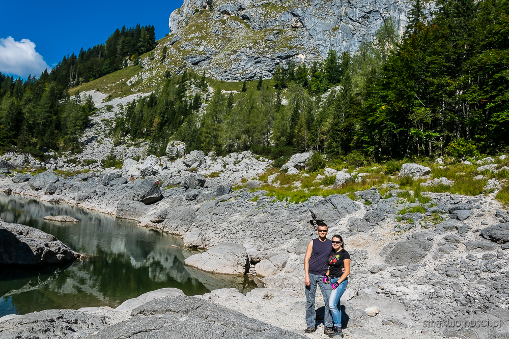 dolina jezior triglavskich, jezioro czarne
