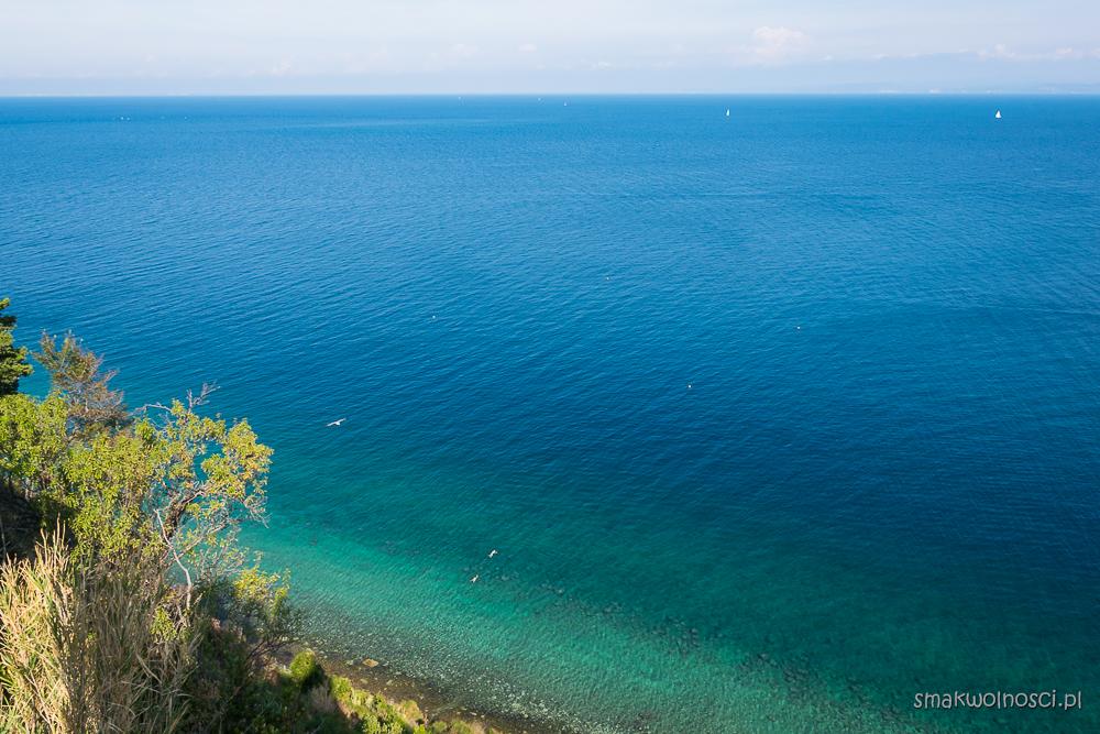Słowenia, Adriatyk