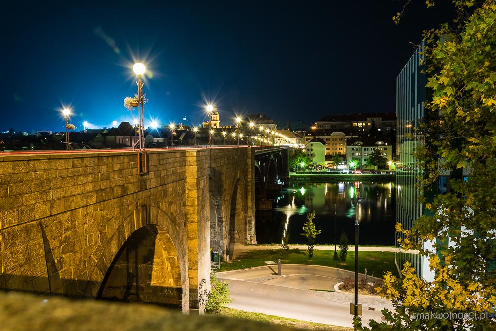 Słowenia, Maribor nocą