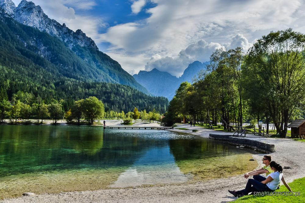 Słowenia, Alpy Julijskie