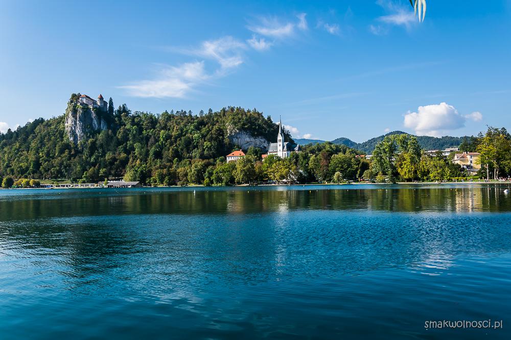 Słowenia, Jezioro Bled