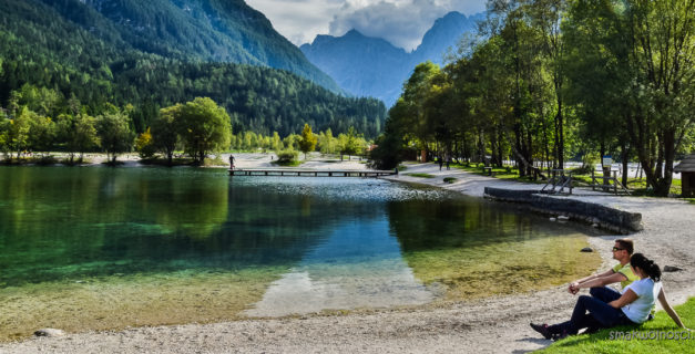 Alpy Julijskie, Jezioro Jasna
