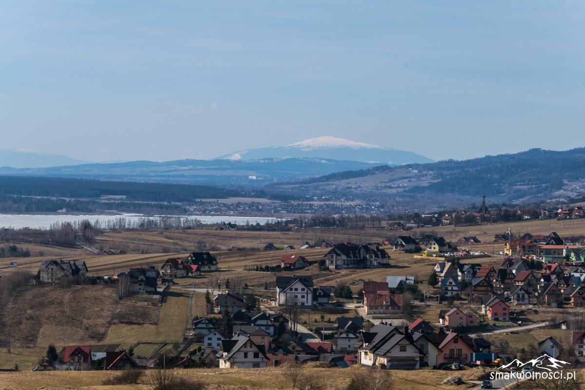 Babia Góra z Pienin