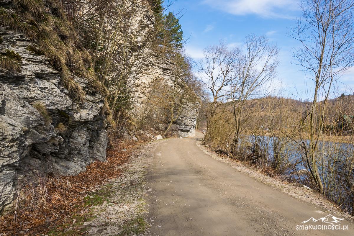 Dunajec w Krościenku
