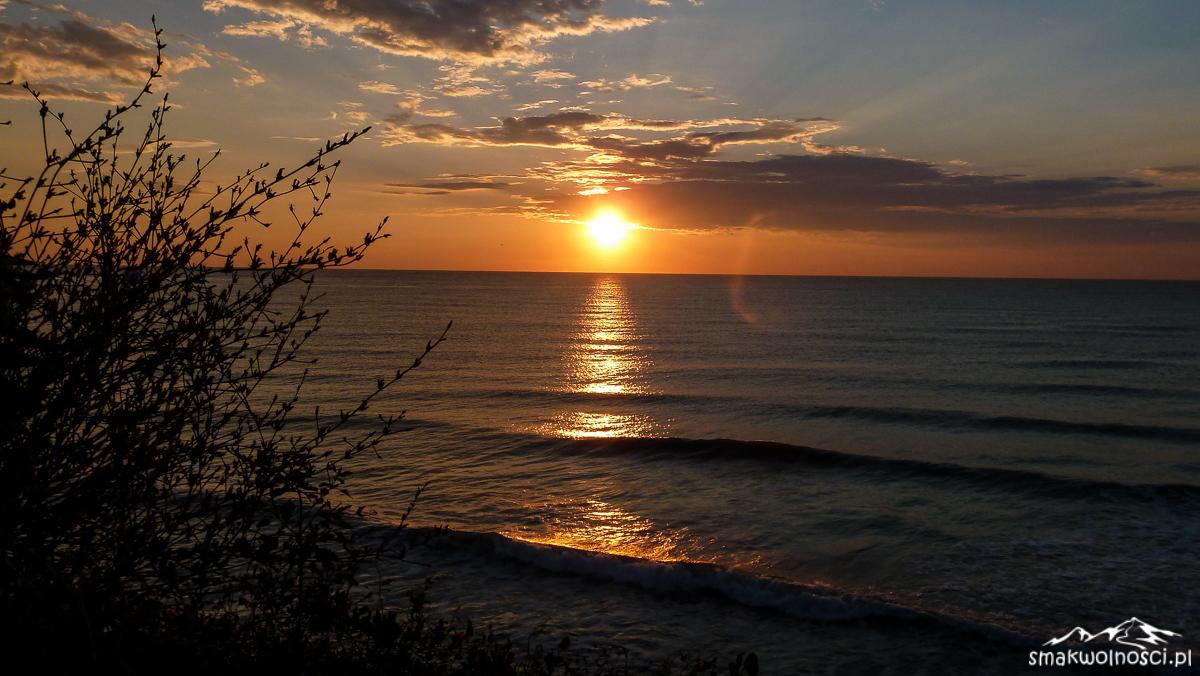 rumuńskie wybrzeże morza czarnego