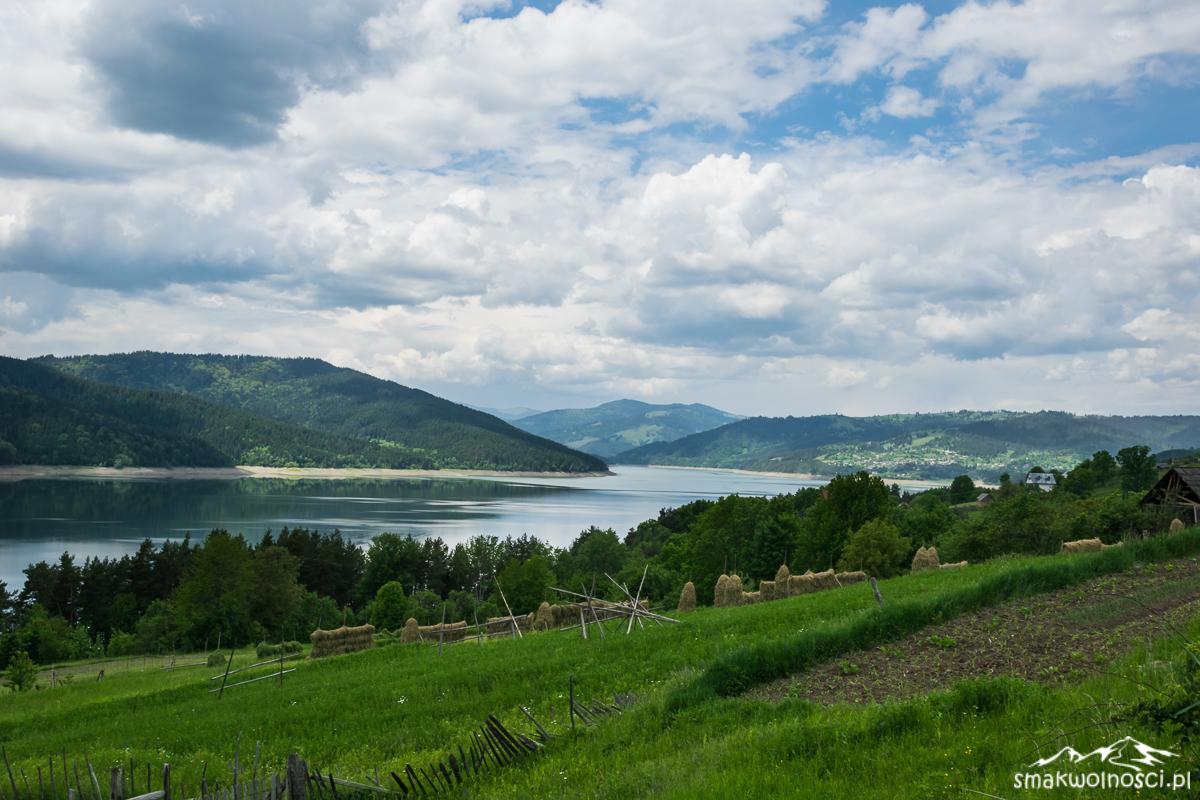 jezioro Bicaz