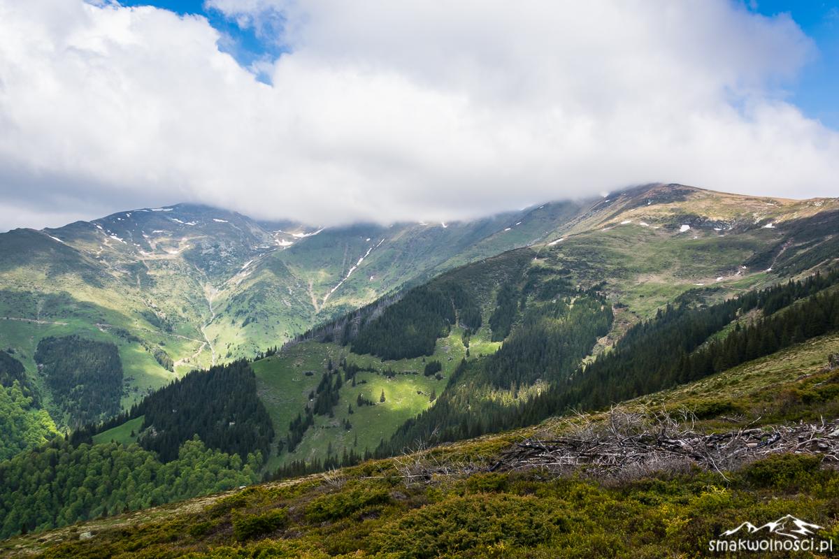 wschodnie góry rodniańskie