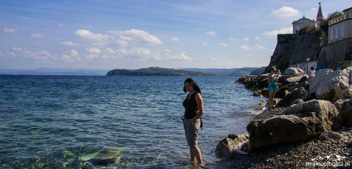 wybrzeże słowenii, piran