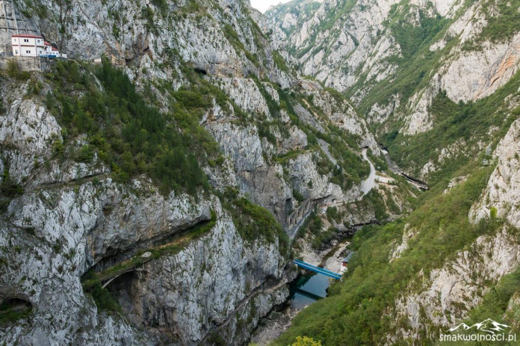 zapora Mratinje Dam