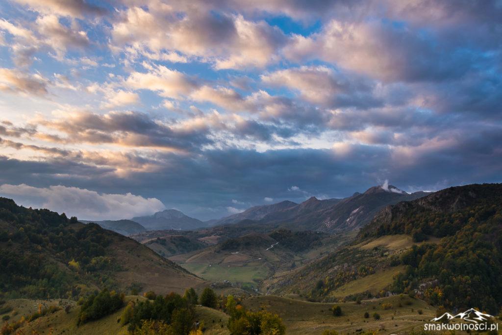 góry bośni i hercegowiny