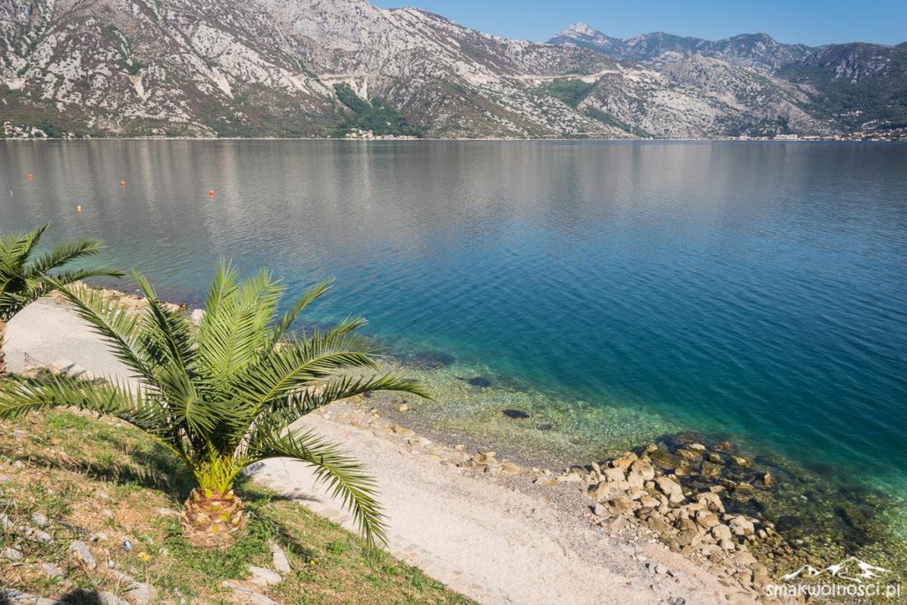 adriatyk w Czarnogórze