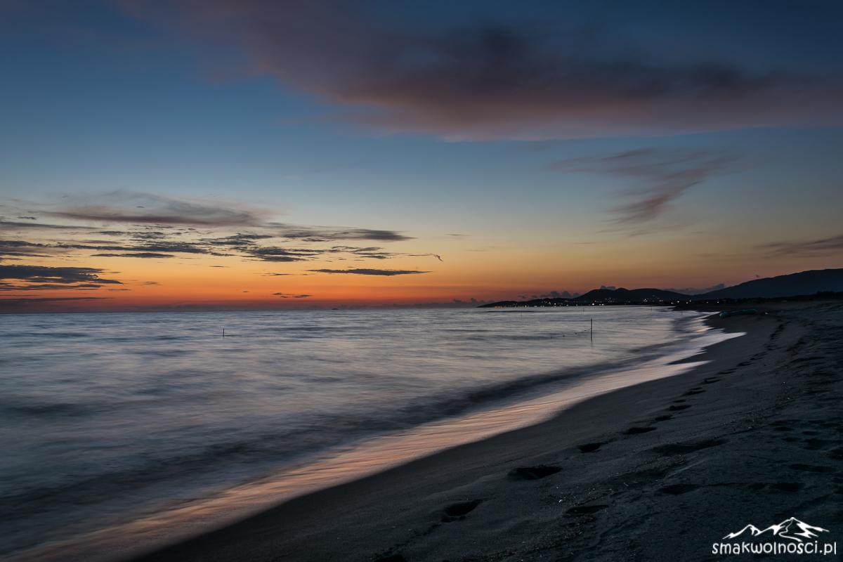 piaszczyste plaże czarnogóra