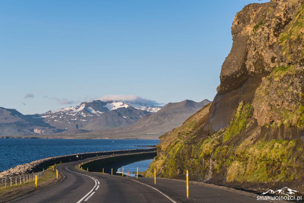 droga przez fiordy
