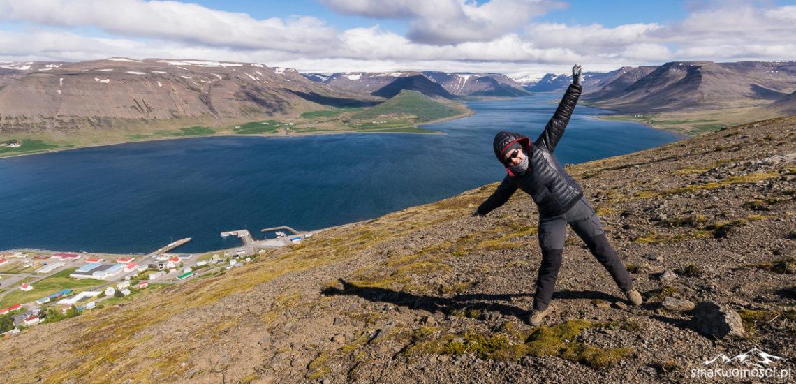 fiordy islandzkie